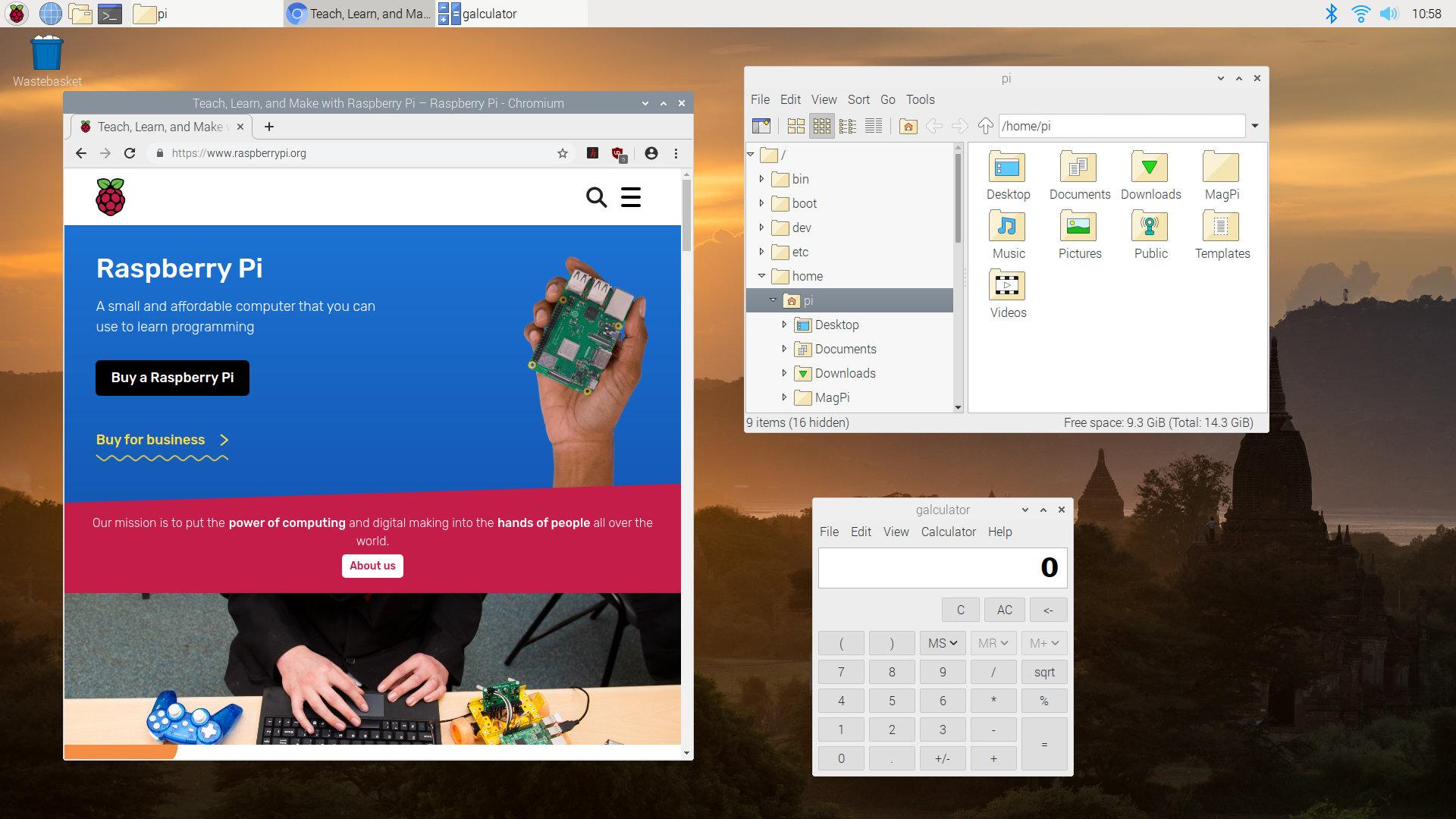 Image 5 : Le nouveau Raspberry Pi 4 est disponible : trois fois plus puissant !