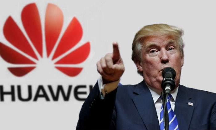 Image 1 : Trump autorise certains échanges pour calmer le jeu avec Huawei