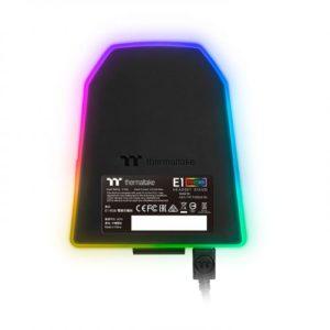 Image 2 : Thermaltake : un support de casque avec une base RGB et un hub USB