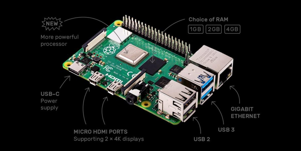Image 1 : Raspberry Pi 4 : le port USB-C ne ne fonctionne pas avec tous les câbles