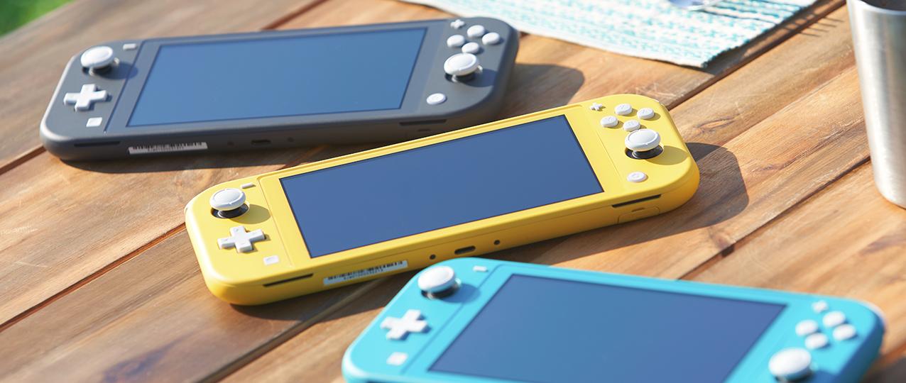 Image 1 : Nintendo : une Switch avec un meilleur SoC et plus de stockage en préparation ?