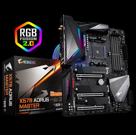 Image 1 : Gigabyte et ASRock modifient la gestion du ventilateur du chipset des cartes X570