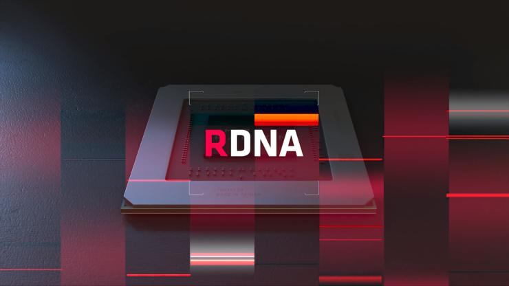 Image 1 : AMD : une Radeon RX 5600 et son GPU Navi 14 sur Compubench ?