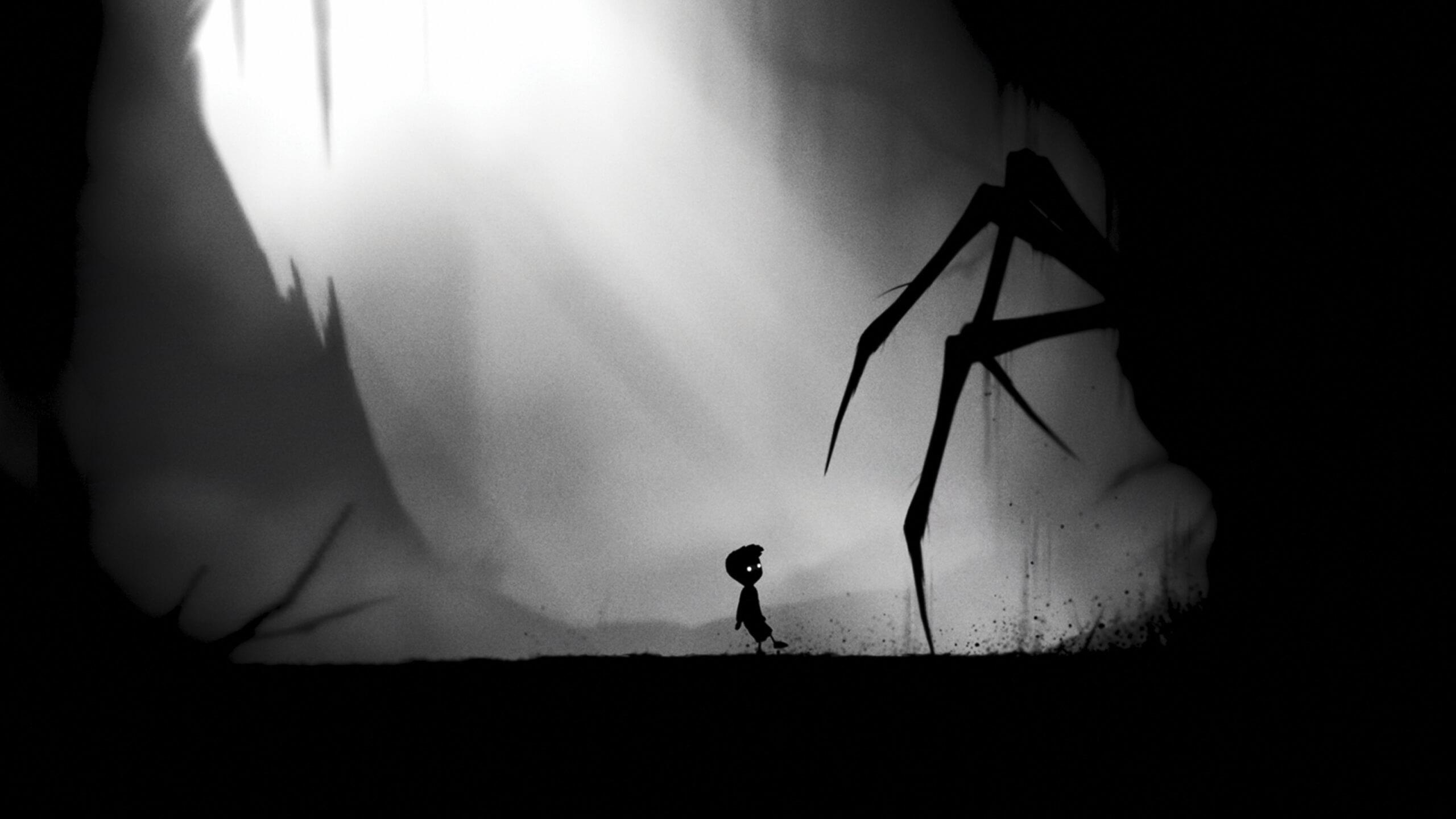 Image 1 : Jeu gratuit : l'Epic Games Store offre l'oppressant Limbo