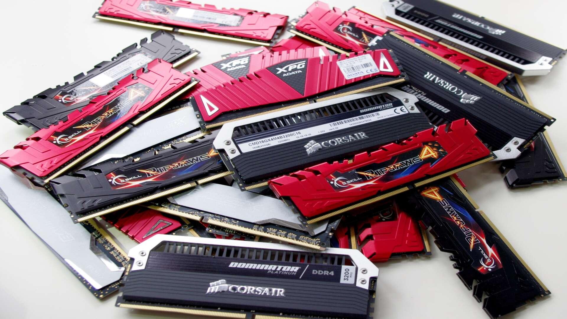 Image 1 : Le prix de la DDR4 en baisse de 40 % d'ici la fin d'année ?