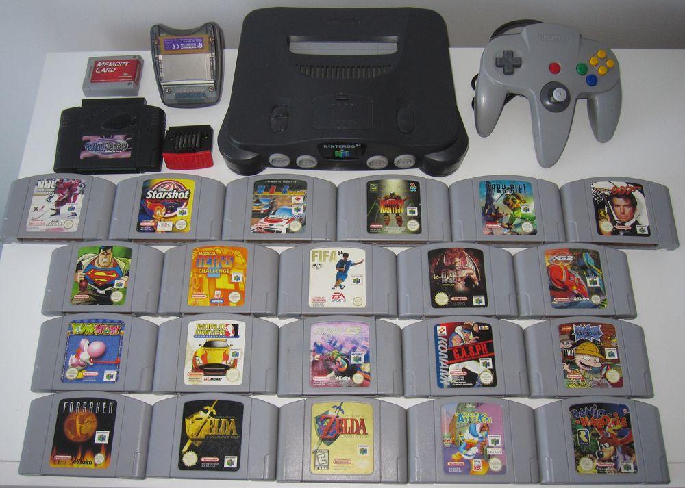 Image 1 : L'IA Topaz GigaPixel améliore plus de 150 jeux Nintendo 64 !
