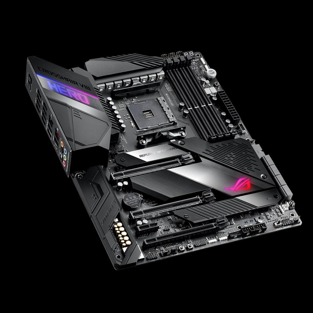 Image 1 : AMD : Asus travaille sur des cartes mères X590 et X599