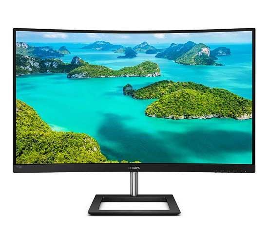 Image 1 : Philips E1 Line : huit écrans Adaptive-Sync, du 24 au 32 pouces