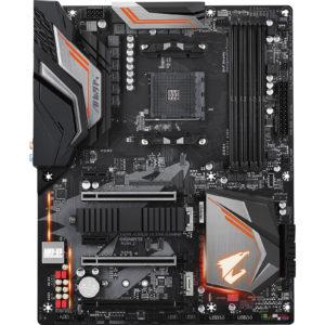 Image 2 : Gigabyte désactive le support du PCIe 4 sur les cartes mères série 300 et 400