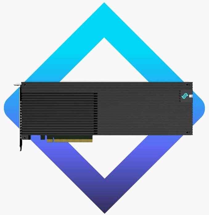 Image 2 : Liqid : un SSD de 32 To en PCIe 4.0 qui monte à 24 Go/s !