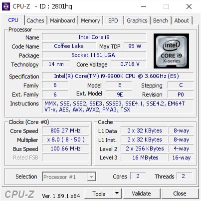 Image 2 : MSI casse le record du monde en poussant de la DRAM en DDR4-5902 !