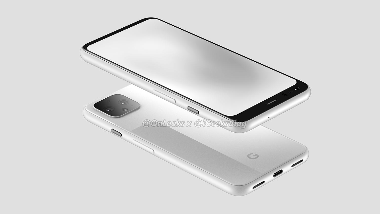 Image 1 : Google Pixel 4 et 4 XL : l'écran monte à 90 Hz !