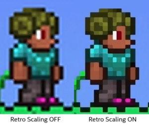 Image 2 : Les derniers pilotes GPU Intel ajoutent l'Integer Scaling, appelé 'Retro Scaling'