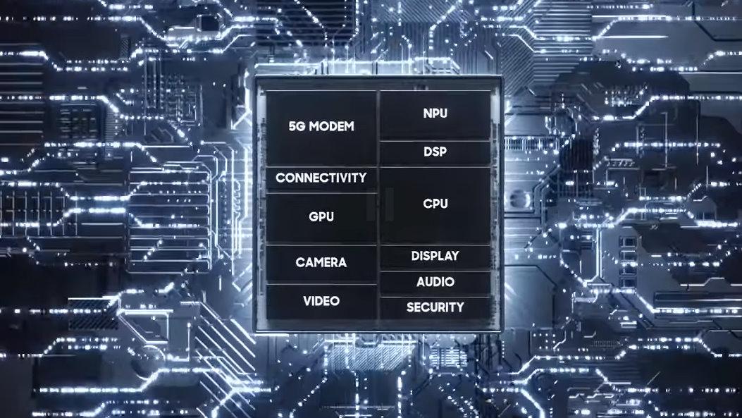 Image 1 : Samsung Exynos 980 : premier SoC intégrant un modem 5G, gravé en 8 nm