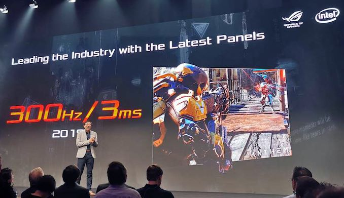 Image 1 : Première dalle LCD à 300 Hz dans ces portables gaming Asus ROG !