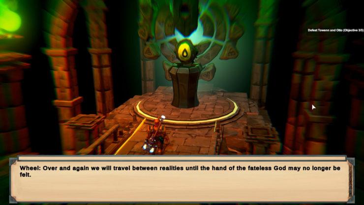 Image 2 : Wheel of Fate, un RPG ambitieux avec une IA en guise de maître de donjon