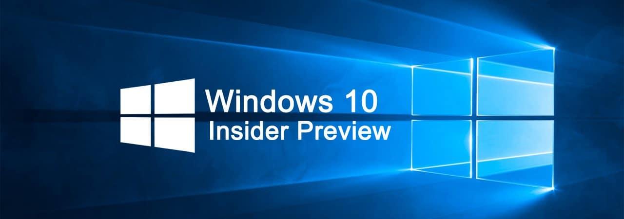 Image 1 : Les nouveaux builds Windows 10 19H1 et 19H2 sont dispos en 'clean install'