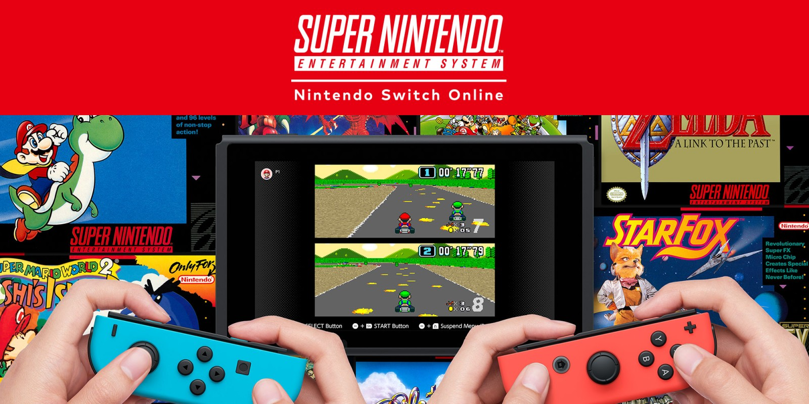 Image 1 : Nintendo Switch : 20 jeux SNES, Overwatch et Doom 64 vont débarquer !