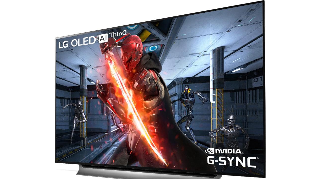 Image 1 : LG premier à intégrer la techno NVIDIA G-Sync dans ses TV OLED 2019