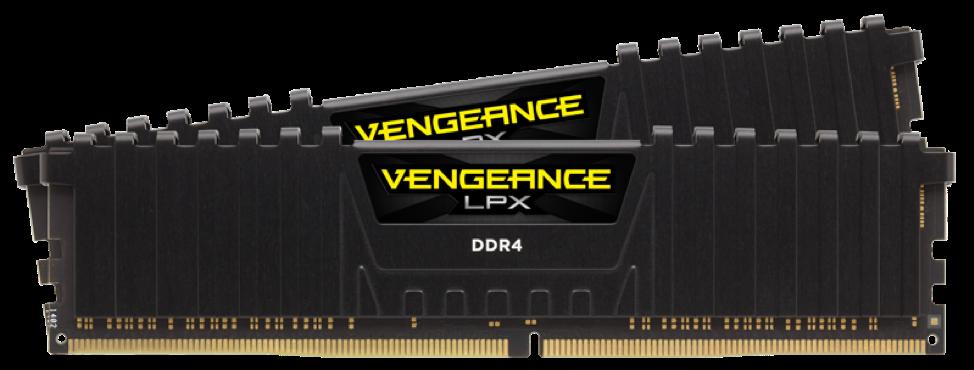 Image 1 : Corsair lance le premier kit DRAM certifié XMP DDR4-4866 MHz