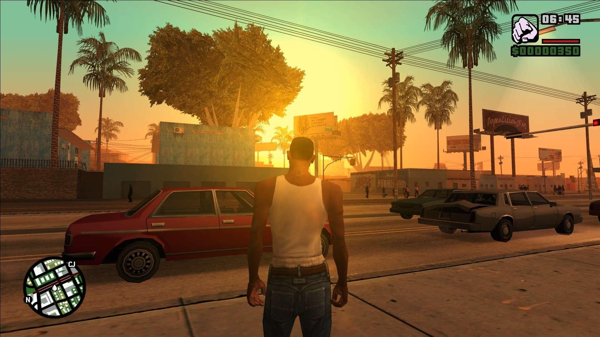 Image 2 : Jeu gratuit : Rockstar offre son mythique GTA San Andreas