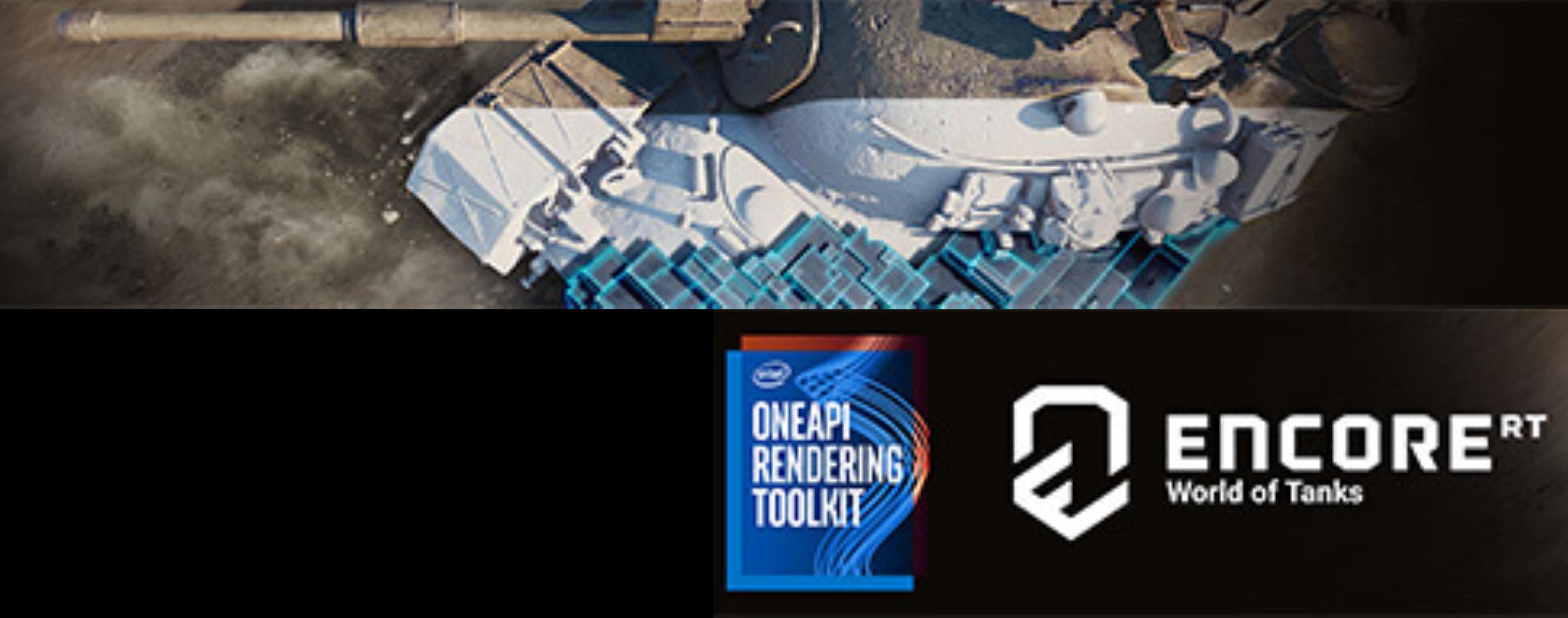 Image 1 : World of Tanks intègre du ray tracing version Intel, limité, mais sous DirectX 11 !