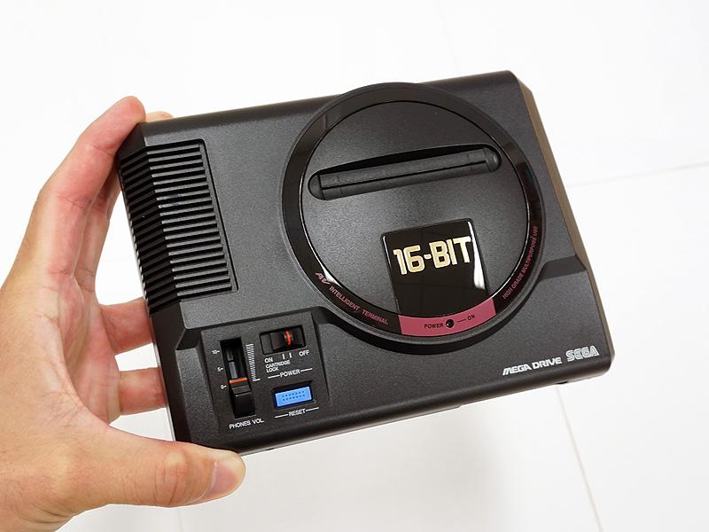 Image 2 : Mega Drive Mini : 42 jeux dans une minuscule console !