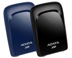 Image 2 : Adata sort un SSD externe en USB 3.2 Gen2 ultra fin et léger