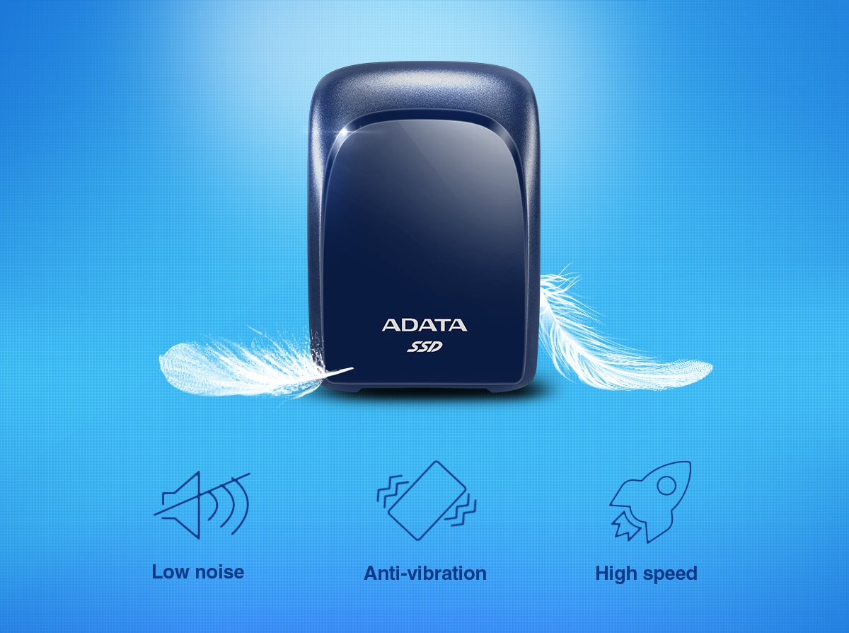 Image 3 : Adata sort un SSD externe en USB 3.2 Gen2 ultra fin et léger
