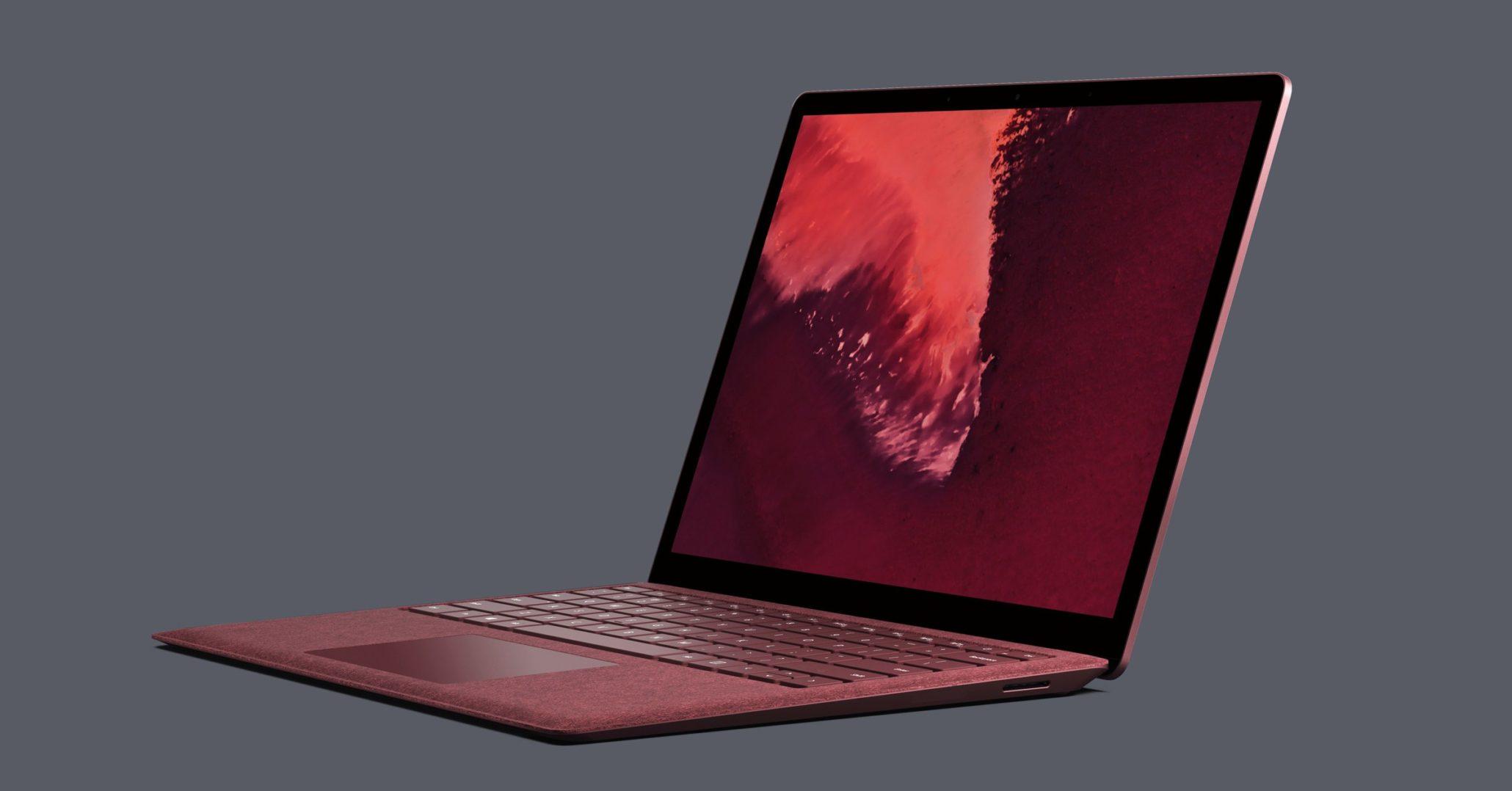 Image 1 : Surface Laptop 3 : des CPU AMD Ryzen mobiles inédits à 6 et 8 cœurs ?