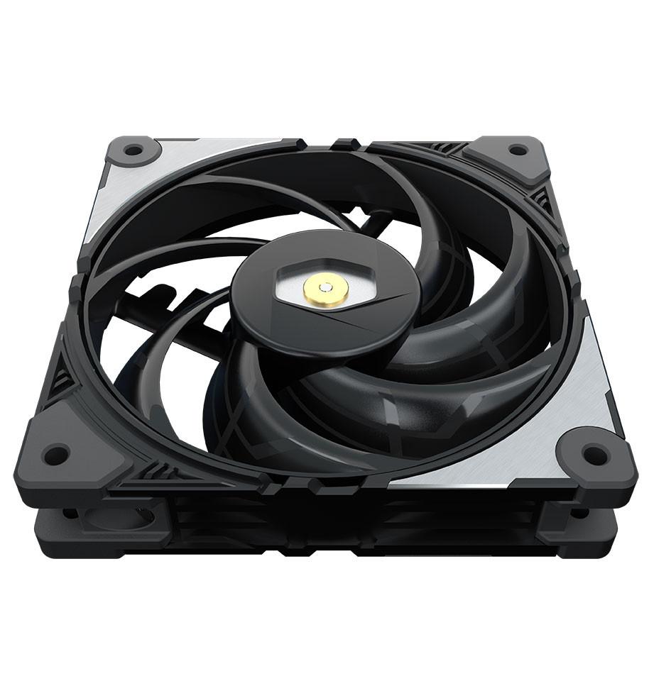 Image 3 : Cooler Master lance un ventilateur boîtier au design très étudié