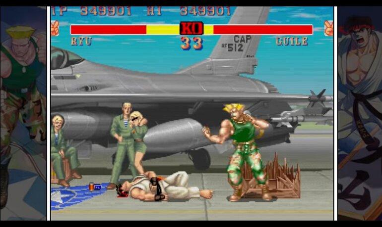 Image 1 : Vidéo : dans Street Fighter II, l'ordinateur trichait sans aucun scrupule !