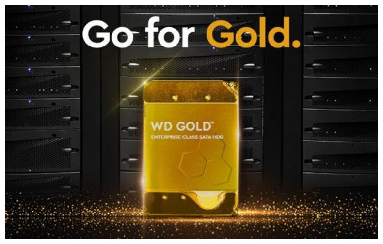 Image 2 : Western Digital Gold : des disques durs de 1 à 14 To annoncés ultra-fiables
