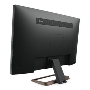 Image 2 : BenQ sort son écran EX2780Q : dalle HDR Quad HD à 144 Hz avec un système audio 2.1