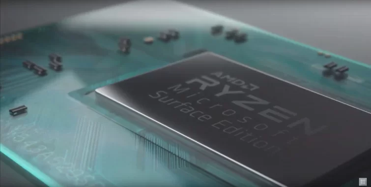 Image 1 : Microsoft Surface : des APU AMD custom et un SoC Qualcomm 8cx !