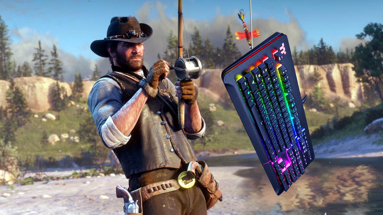 Image 1 : Red Dead Redemption 2 arrive 'comme prévu' sur PC en novembre, en plus beau !