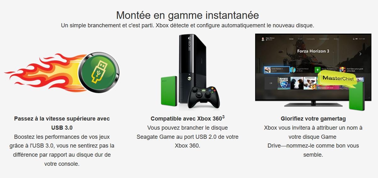 Image 1 : Seagate lance des HDD externes Star Wars et Gears 5 pour Xbox