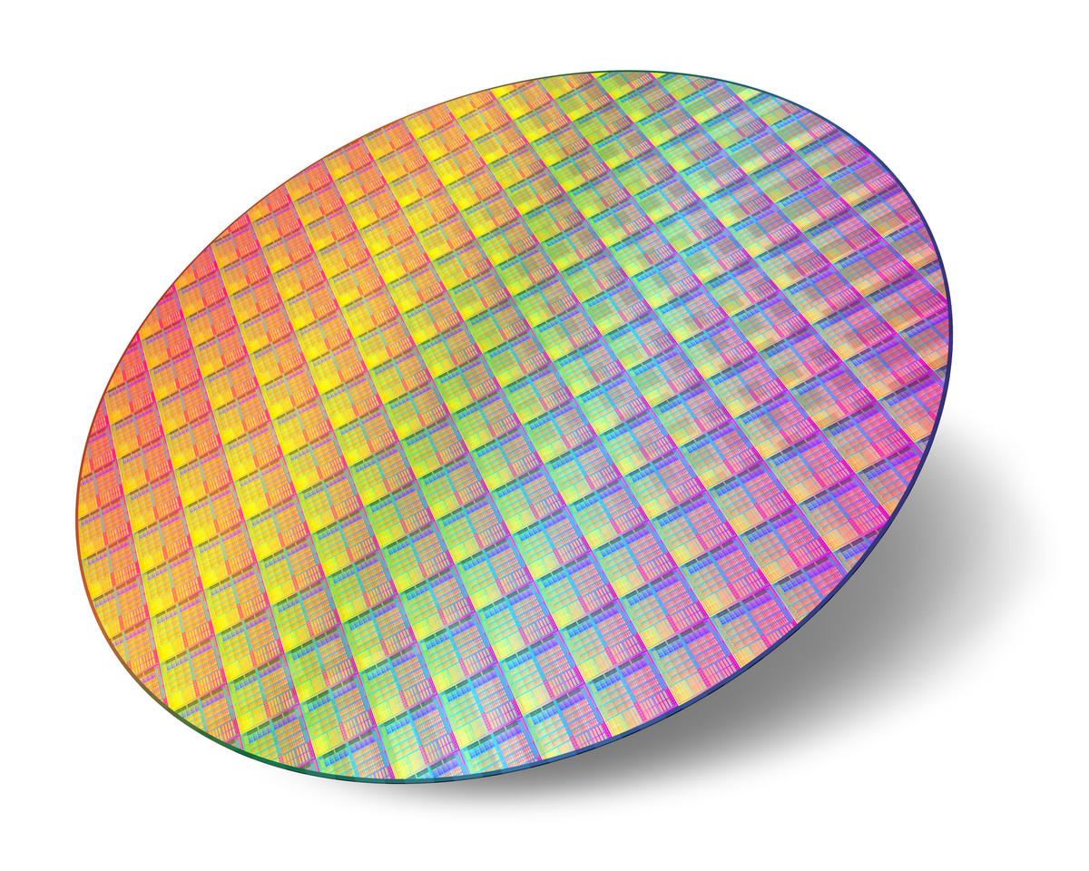 Image 1 : TSMC annonce l'expédition massive de produits gravés en 7 nm+ EUV