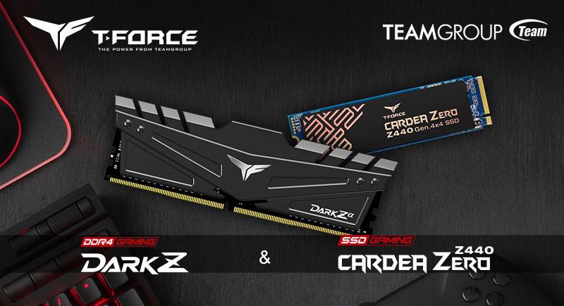 Image 1 : TeamGroup : un SSD PCIe 4.0 avec un radiateur de seulement 1 mm d'épaisseur