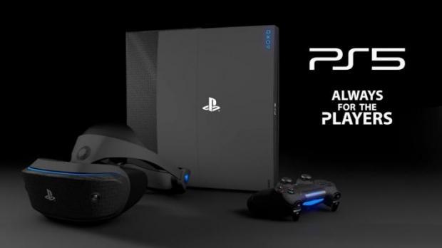 Image 1 : PlayStation 5 : une date de lancement, 8 cœurs Zen2 et ray tracing matériel !