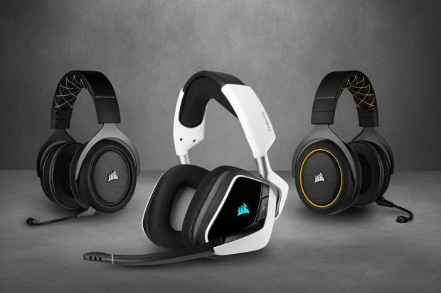 Image 1 : Corsair met à jour deux gammes de casques audio avec les VOID Elite et HS Pro