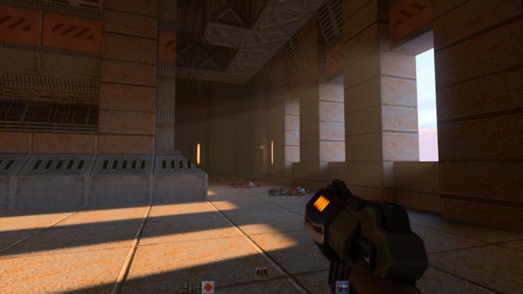 Image 1 : Après Quake 2 RTX, NVIDIA apportera le ray tracing à d'autres jeux rétro !