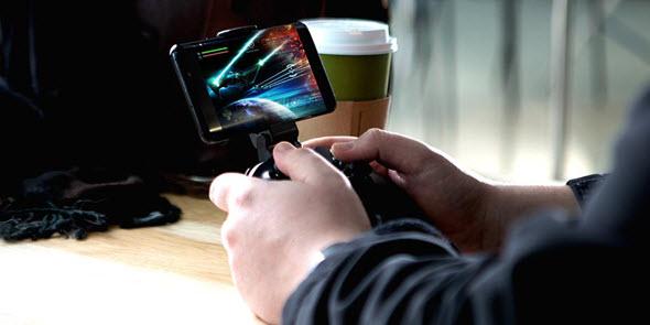 Image 1 : GeForce Now disponible sur Android via un APK à installer