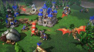 Image 1 : Vidéo : Warcraft III : Reforged se montre en 1080p 60 ips graphismes maximum