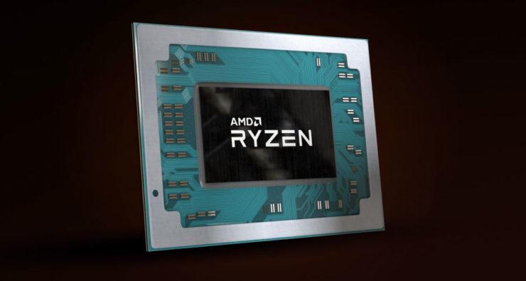 Image 1 : AMD : sept APU Renoir en fuite, dont des Ryzen 7 et 9 !