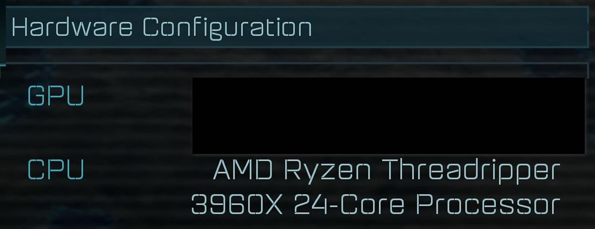 Image 2 : AMD : le Threadripper 3960X proposerait 24 cœurs et 48 threads