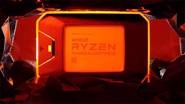Image 1 : AMD : le Threadripper 3960X proposerait 24 cœurs et 48 threads