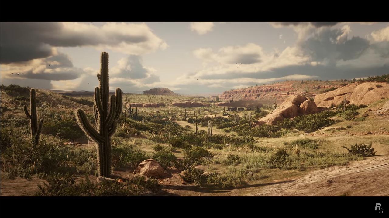 Image 1 : Vidéo : la 'version ultime' de Red Dead Redemption 2 en image, sur PC bien sûr !