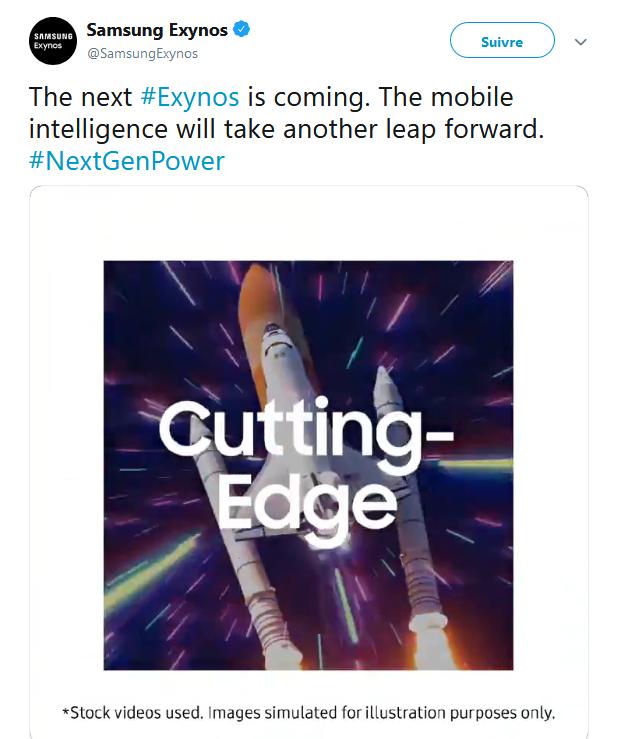 Image 1 : Samsung promet un bon en avant avec un nouvel SoC Exynos, GPU maison ?