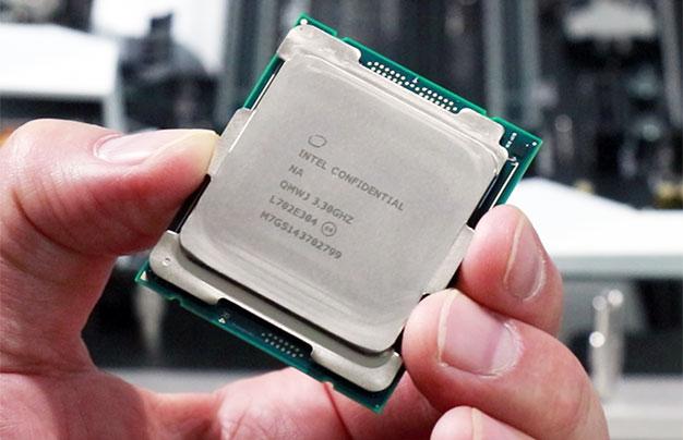 Image 1 : Intel casse aussi les prix de ses processeurs Skylake-X